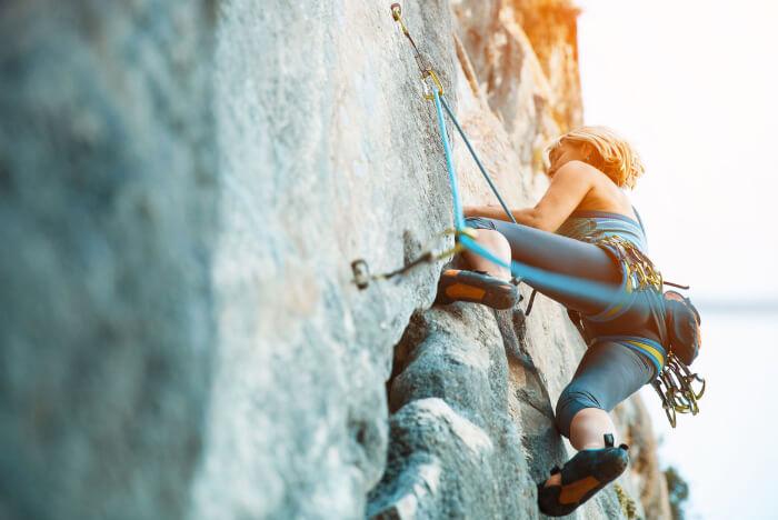 Trasee de alpinism